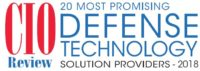 CIOReview DefenseTechnology 2018 Logo