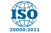 Iso 20000 2011 Certified