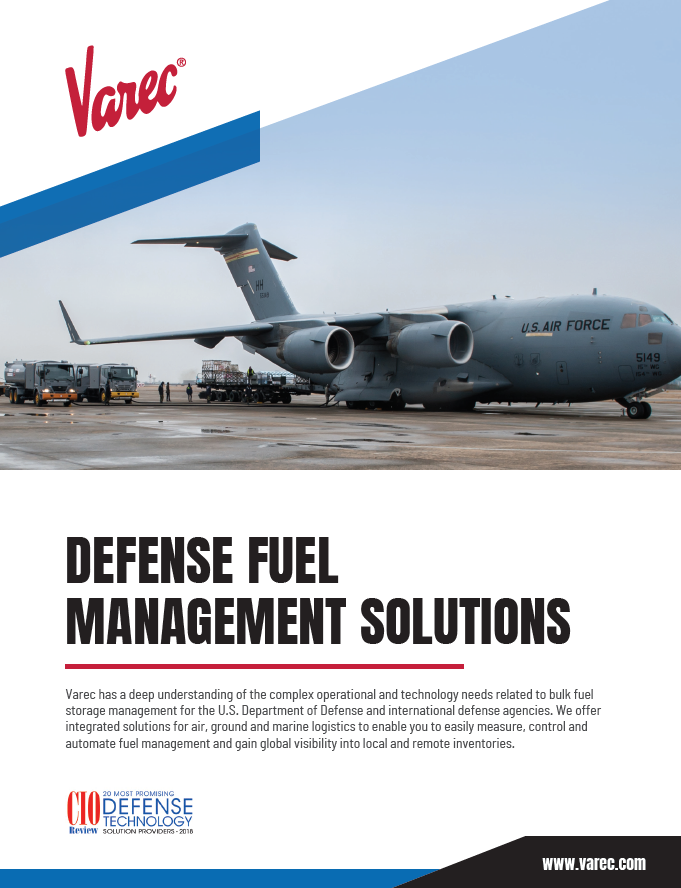 Defense Brochure Cover